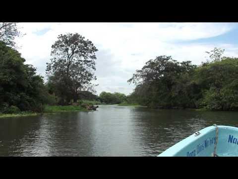 Boat ride around Las Isletas of Granada, Nicaragua