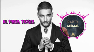 Maluma- Party Animal (Live) USA Tour 2017!