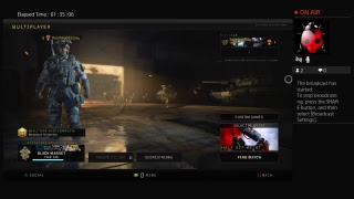 603Joey's Live BROADCAST | LAST TWO HOURS OF DOUBLE XP WEEKEND