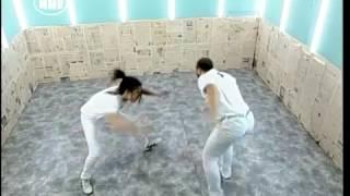 Capoeira LIVE στο Studio του Breaking Mad! 14 12 14