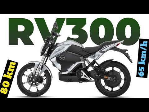 Revolt RV 300 Specifications, Price and Review - Revolt Motors