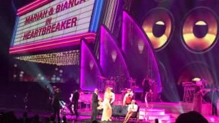 Mariah Carey - Heartbreaker #1 to Infinity Las Vegas Show (4K)