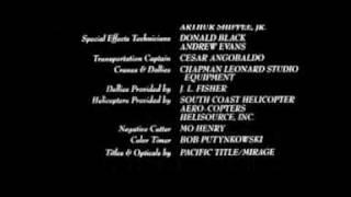 Postman - end credits song