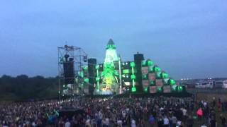 Bass Modulators - Bounce & Break ( Atmozfears Remix ) @ Q-BASE 2015