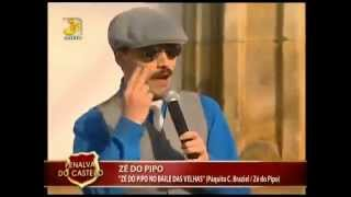 Cantor ZÉ do PIPO no baile das velhas na Festa do Pastor e do Queijo 2015 - Penalva do Castelo (TVI)