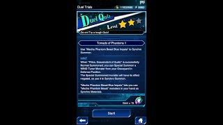 Yugioh Duel Links - Duel Quiz Level 2 : Tornado of Phantoms 1