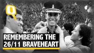 26/11 Martyr Sandeep Unnikrishnan's Legacy Lives On | The Quint width=