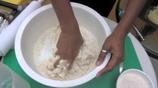 Chapati - Pão feito na chapa