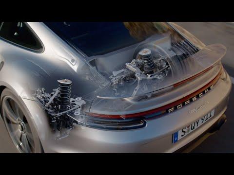 Porsche 911 Turbo S - PASM Sports Suspension