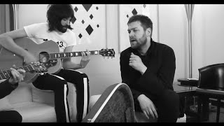 "Session: Kasabian mit ""Stevie"""