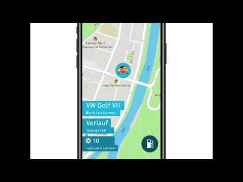 ryd app Demo Video: Mobil bezahlen ryd pay
