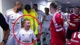 Cuando los niños conocen a sus Ídolos | Momentos Emotivos del Fútbol