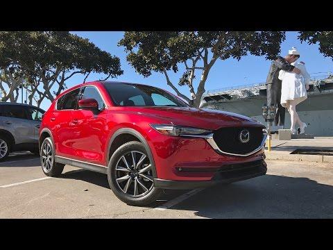 2017 Mazda CX-5 : Teaser