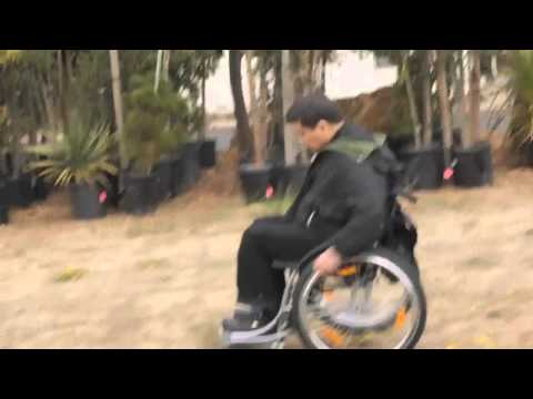 Wheelchair Rider Brian's Profile