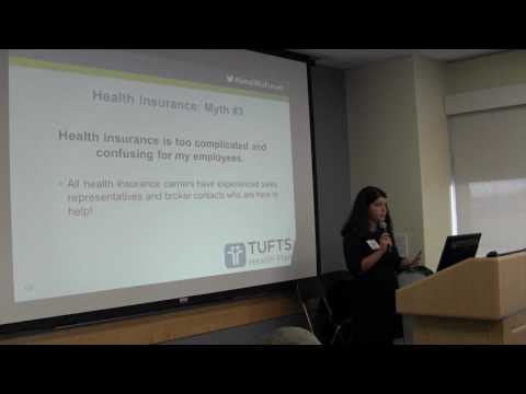 Small Business Accelerator Forum - East Boston -  Health Insurance: Myths vs. Facts