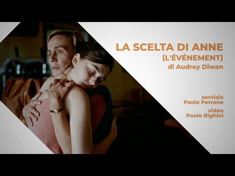 LA SCELTA DI ANNE (L'ÉVÉNEMENT) di Audrey Diwan / VENEZIA 78 / Recensione