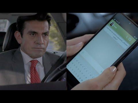 Ernesto se está volviendo loco de celos por Pedro: Le quiso revisar el teléfono a Elena