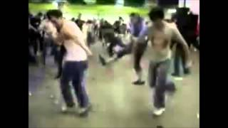 Trance dancers (funny)