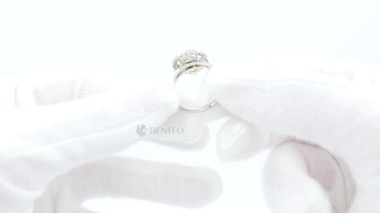 Lolita Ring Brownish Smoky Quartz  Stone