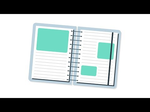 Create a Cute Notebook Icon in Adobe Illustrator