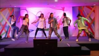TEAM VIBE in GOSPEL JAM - Gospel Hiphop Mix