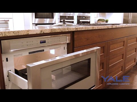 Why Buy a Microwave Drawer? [Yale Appliance + Lighting]