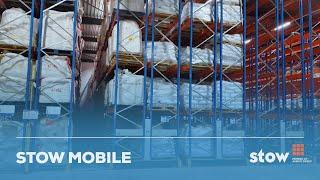 Stow Mobile racking at R. Boonzaaijer Transport
