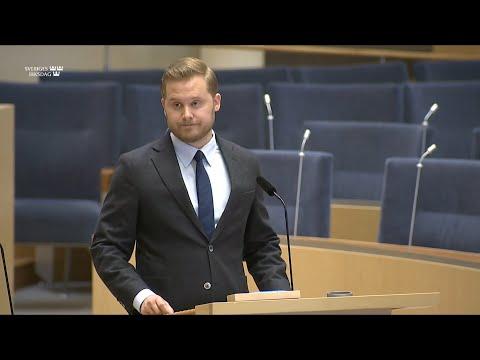 Henrik Vinge - ångrar regeringen sin misslyckade strategi?
