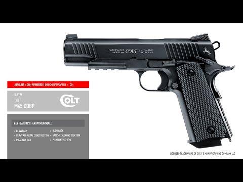 Umarex Colt M45 CQBP