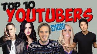 Youtubers con più Iscritti al mondo! Dicembre 2016