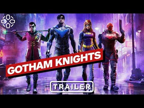 Gotham Knights – DC FanDome sztori előzetes