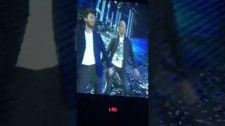 Gli Autogol Baila Como el Papu live