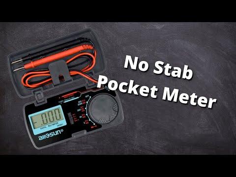 Allosun Pocket Multi-meter Introduction