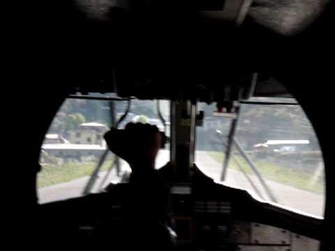 Everest Trek 2009 – Landing in Lukla