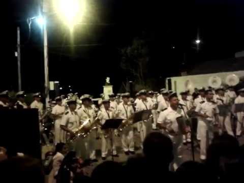 """""""LA BANDA BLANCA"""" GRUPO MUSICAL DE LA MARINA DEL ECUADOR.1"""