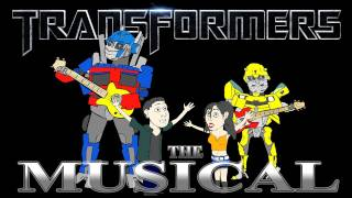 ♪ TRANSFORMERS THE MUSICAL - Animation Parody