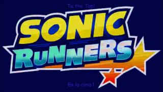 Sonic Runners Run Away (Windy Hill) Lyrics/Sub Español