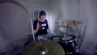 Memphis May Fire - Vírus  (New Song 2017 - Drum Cover)