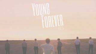 BTS-  Young Forever. Letra fácil (pronuciacion).