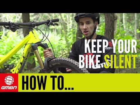 How To Keep Your Bike Quiet - Silence Those Annoying Creaks!