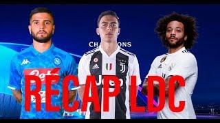 RÉCAP LDC #3 | LE PSG FAIT MATCH NUL, LE BARÇA GAGNE SANS MESSI !