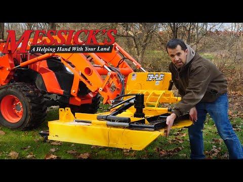 TrailBlazer TB-Flex | 2nd generation loader mount mower Picture