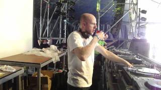 DVS1 @ Free Your Mind Festival 2011