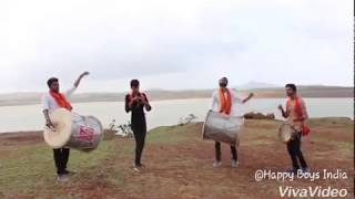 Let me love you cover by indian dhol tasha music instruments