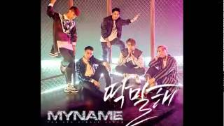 MYNAME – Myname 4th Single Album – Ooparts