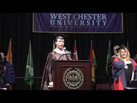 WCU Graduate Commencement Ceremony