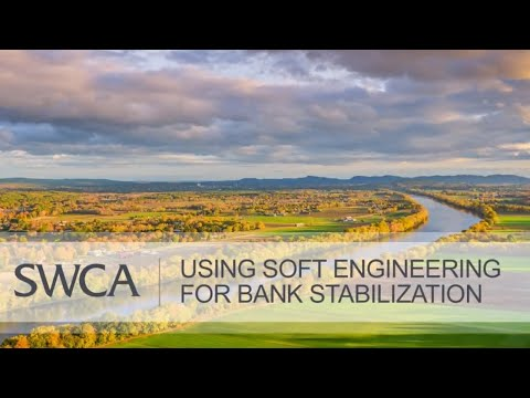 Using Soft Engineering for Bank Stabilization