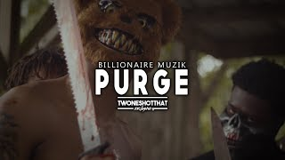 Billionaire Muzik: Ross Blvd x Los Lane  - Purge | Official Music Video | TWONESHOTTHAT™