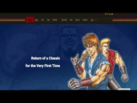 RETURN OF DOUBLE DRAGON Super NES