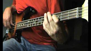 Grease - You're The One That I Want - Bass Cover